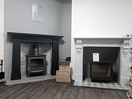 Fireplace shop serving Essex