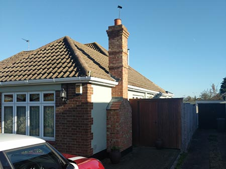 Chimney builder in Wickford