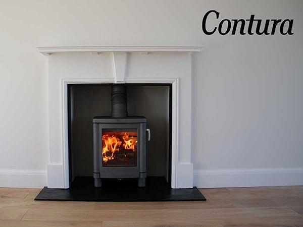 Contura stoves retailer in Southend