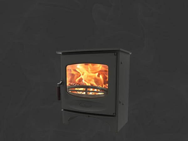 small 5kw wood stove