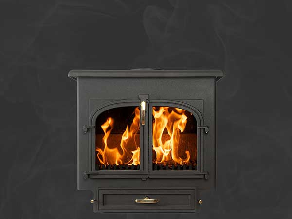 Large wood stoves over 8kw output