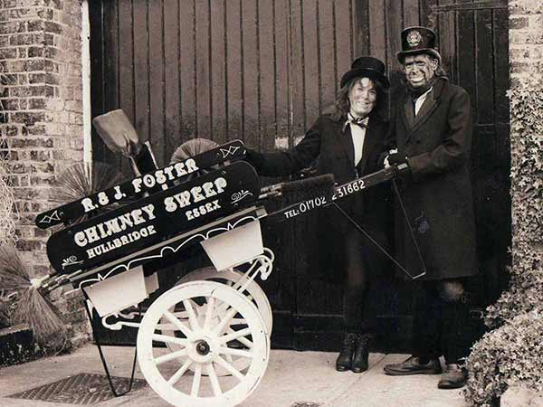 Ray Foster Chimney Sweep