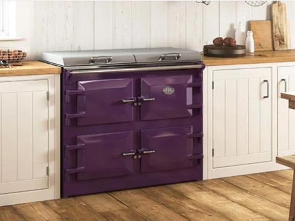 Everhot cooker range