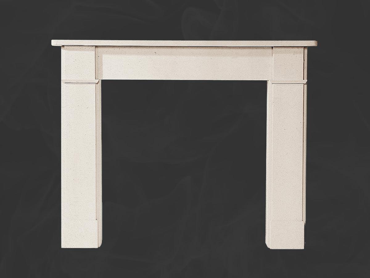 Balfour Stone Fireplace Mantel