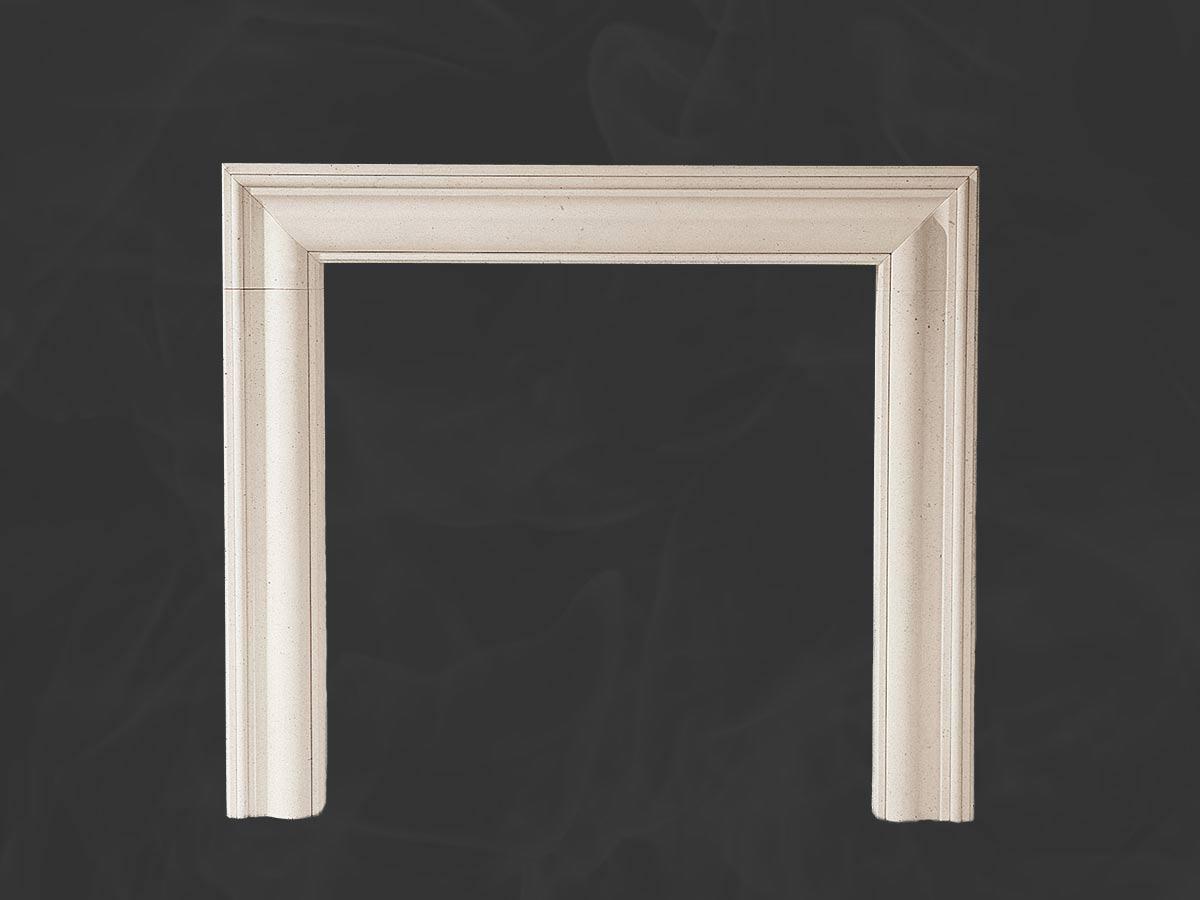 Crighton Stone Fireplace Mantel