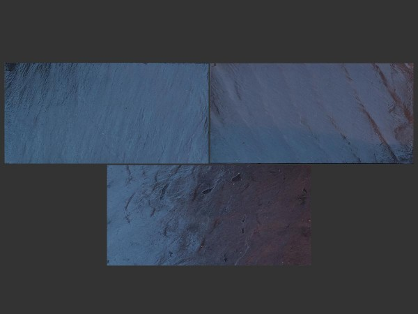 300mm x 600mm natural slate tiles