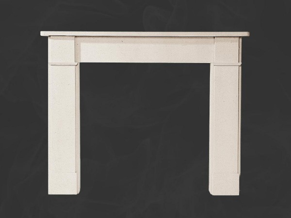 Balfour Stone Fireplace Mantel