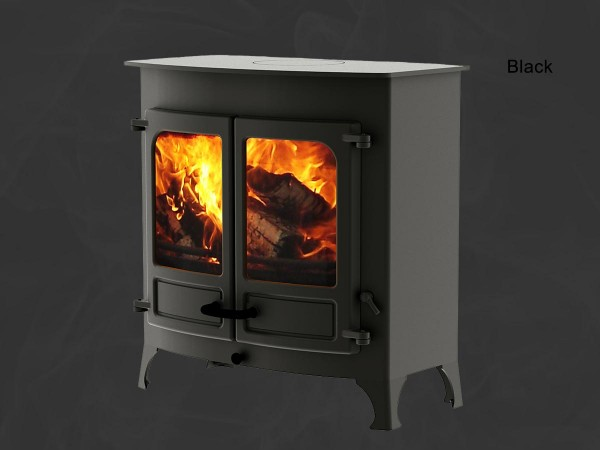 Charnwood island 3b boiler stove low legs