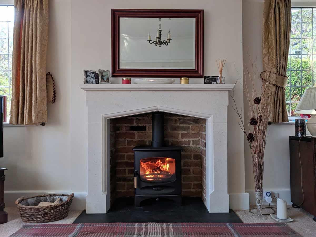 stove and chimney maintenance