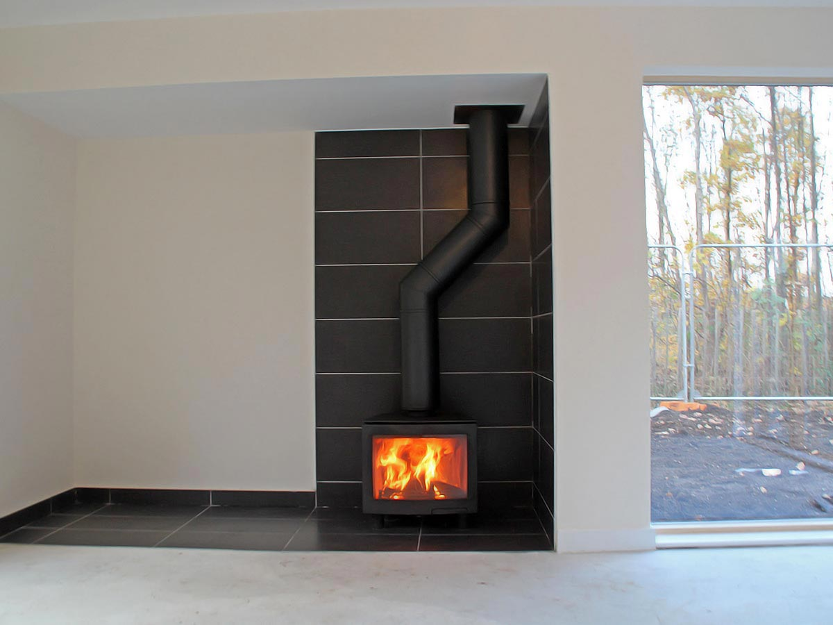 Contura i5 fireplace