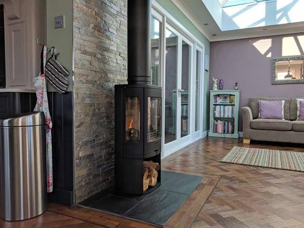 Contura 750 wood stove