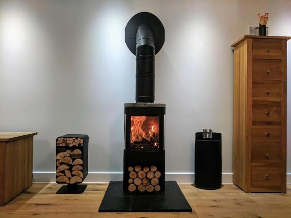 Contura 850 wood stove